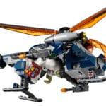 LEGO Marvel 76144Avengers Hulk HelicopterRescue Helicopter
