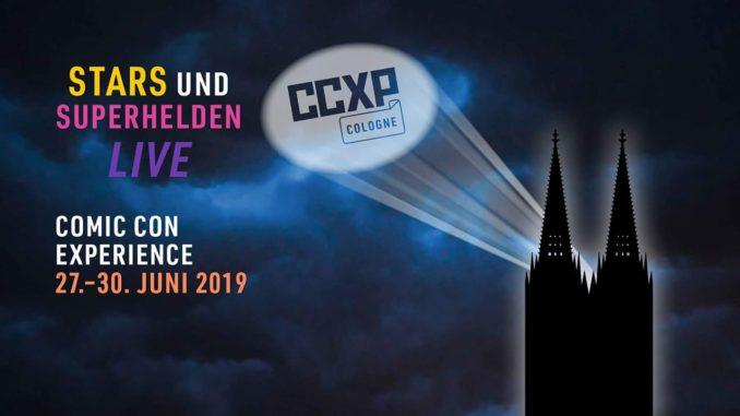 CCXP Köln Tickets Gewinnspiel