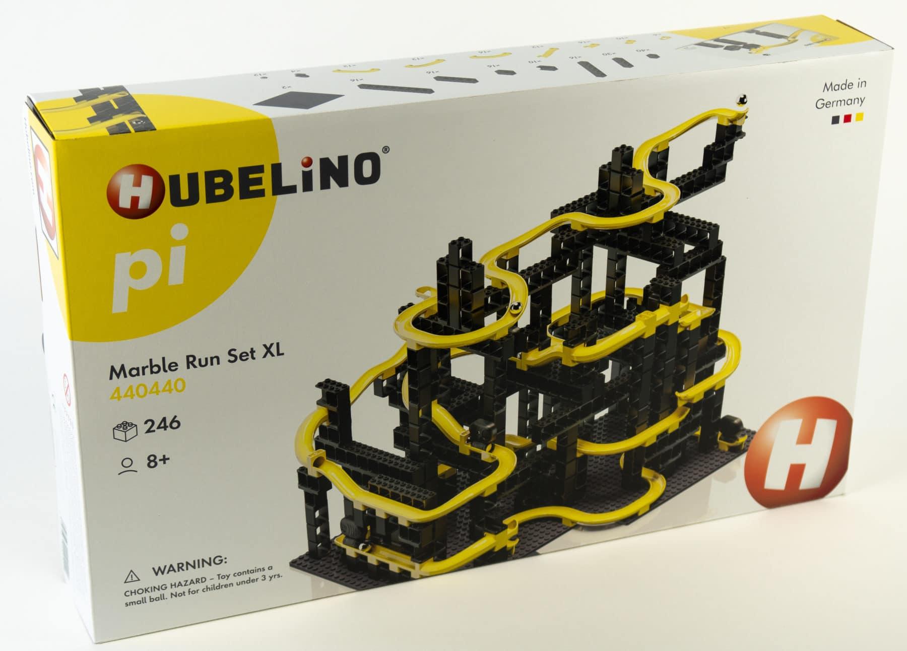 Hubelino Pi Kugelbahn Box