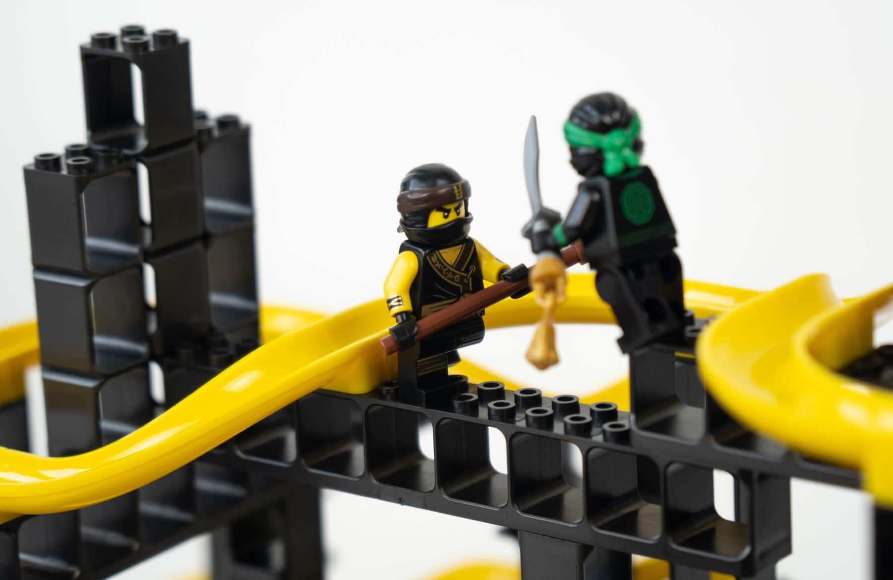 Hubelino Pi ist mit LEGO kompatibel