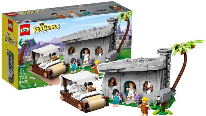 LEGO 21316 The Flintstones Titel