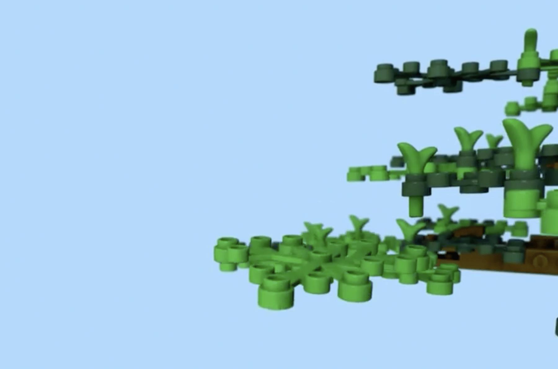 LEGO 21318 Baumhaus Teaser