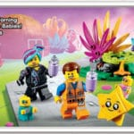The LEGO Movie 2 70847 Good Morning Sparkle Babies