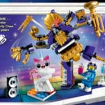 The LEGO Movie 2 70848 Systar Party Crew