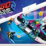 The LEGO Movie 2 70849 Wyld Mayhem Star-Fighter