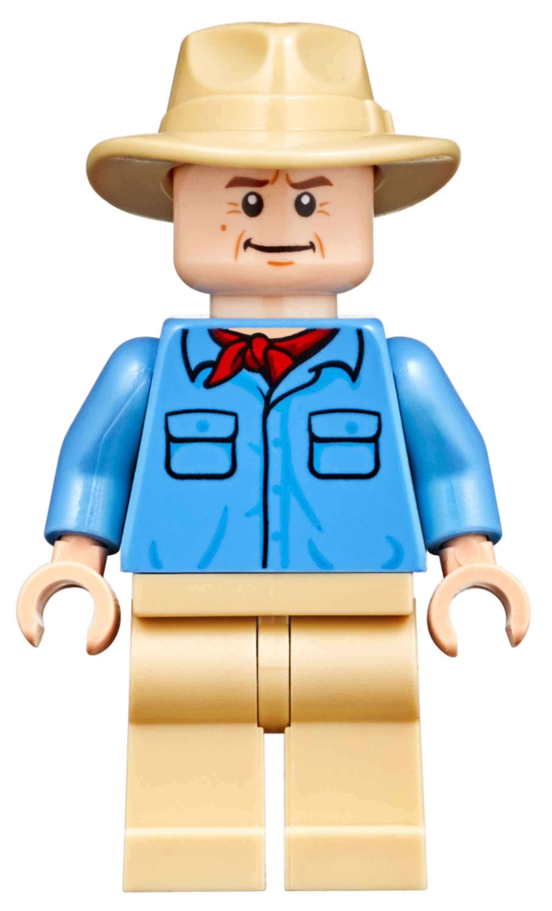 LEGO 75936 Dr. Alan Grant