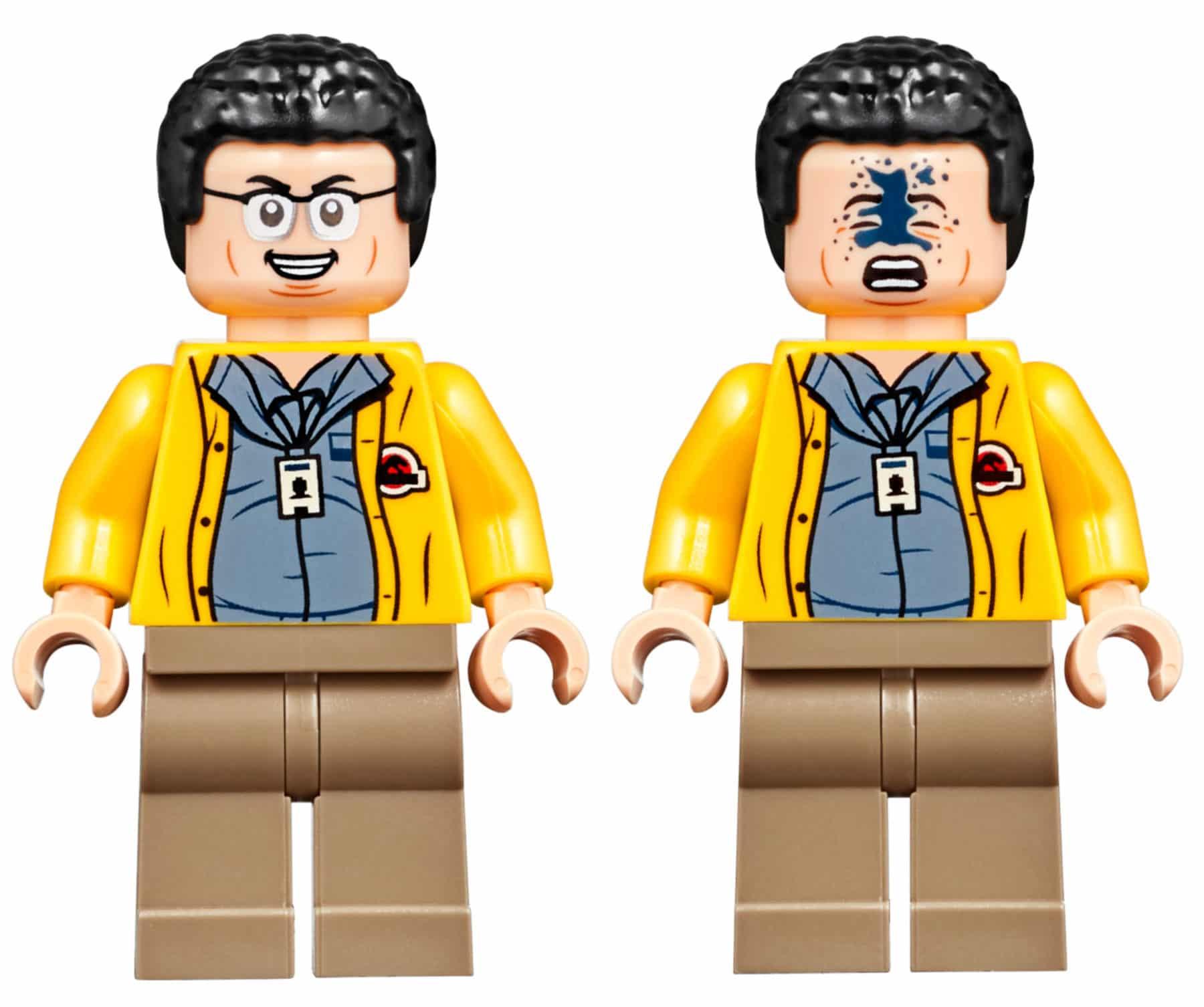 LEGO 75936 Dennis Nedry