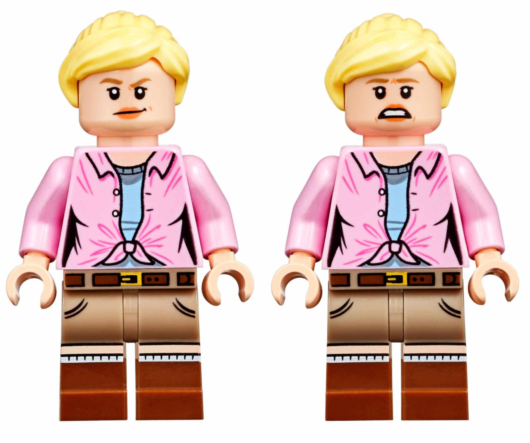 LEGO 75936 Ellie Sattler