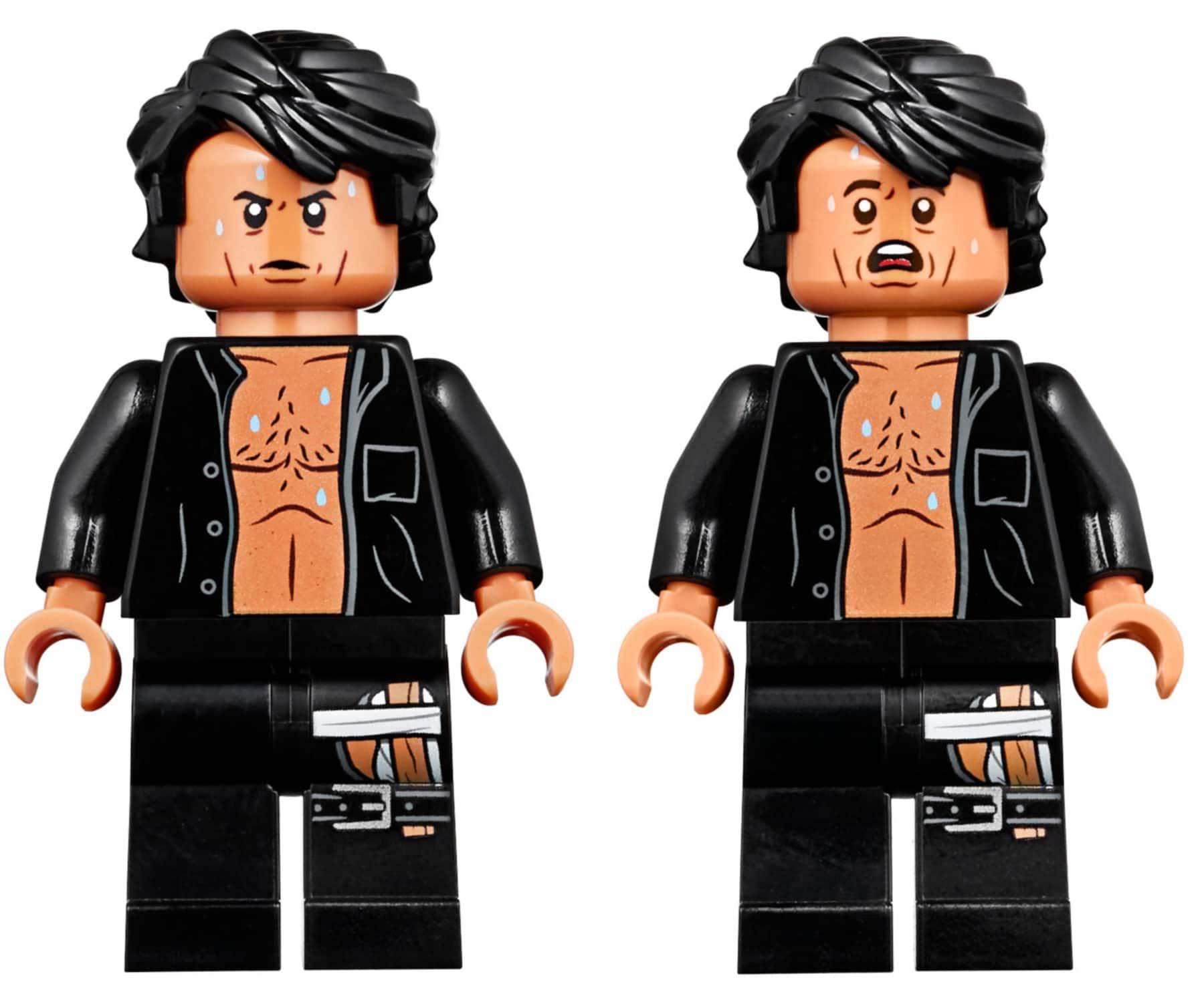LEGO 75936 Ian Malcom