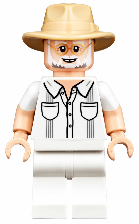 LEGO 75936 John Hammond