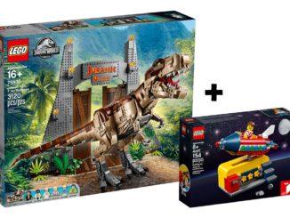 LEGO 75936 Jurassic Park Verkaufsstart