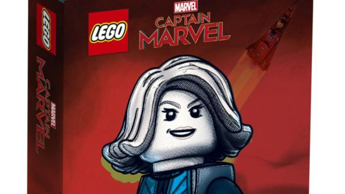LEGO 77902 Captain Marvel SDCC Exclusive