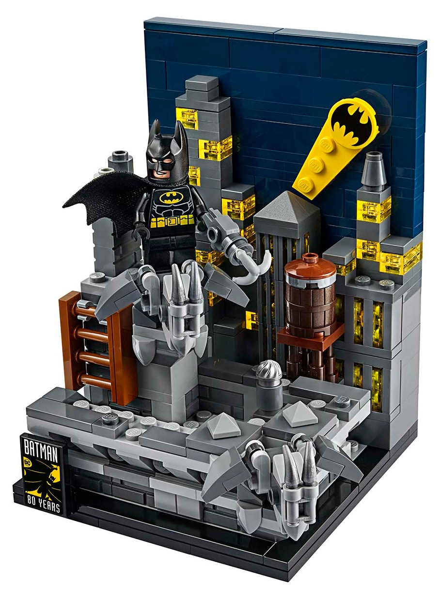 LEGO 77903 SDCC Exclusive Batman Set