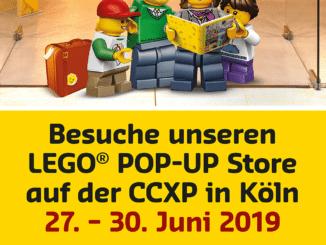 LEGO auf der CCXP 2019 in Köln