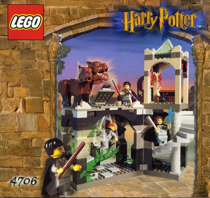 LEGO Harry Potter 4706