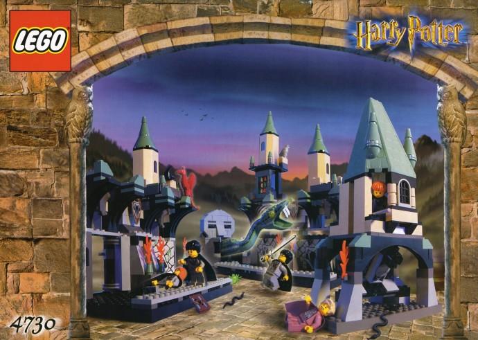 LEGO Harry Potter 4730