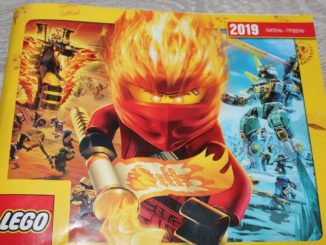 LEGO Katalog 2. Halbjahr 2019