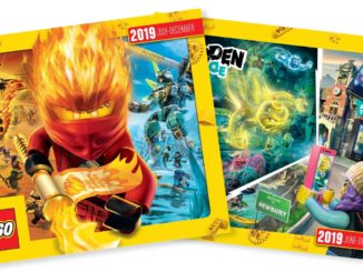 LEGO Katalog 2019 2. Halbjahr