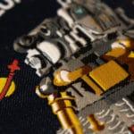 LEGO Lunar Lander Aufnäher Patch