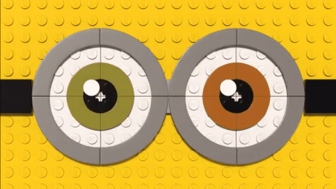 LEGO Minions für 2020 angekündigt
