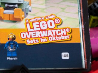 LEGO Overwatch Sets Oktober 2019