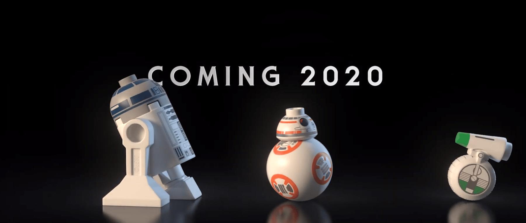 LEGO Star Wars Game 2020: Erster Blick auf D-O