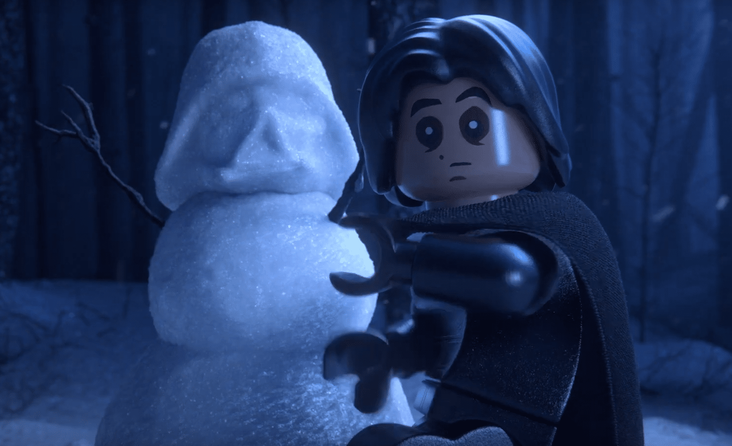 Lustige Szenen in LEGO Star Wars: The Skywalker Saga