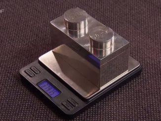 LEGO Stein aus Silber bei Bares für Rares