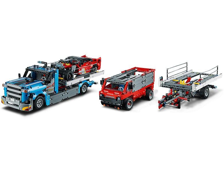 LEGO Technic 42098 Autotransporter B-Modell