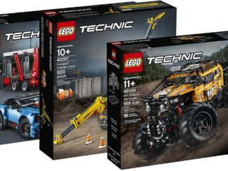LEGO Technic Sets August 2019