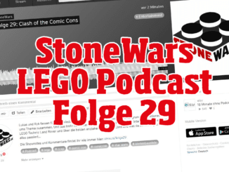 StoneWars LEGO Podcast Folge 29