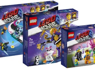 The LEGO Movie 2 Sets August 2019