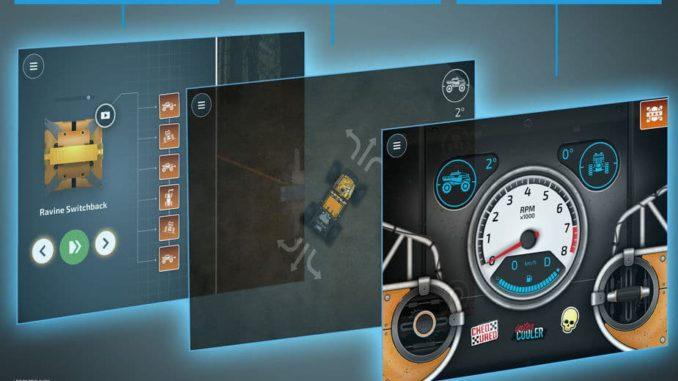 LEGO Control+ App Screenshot