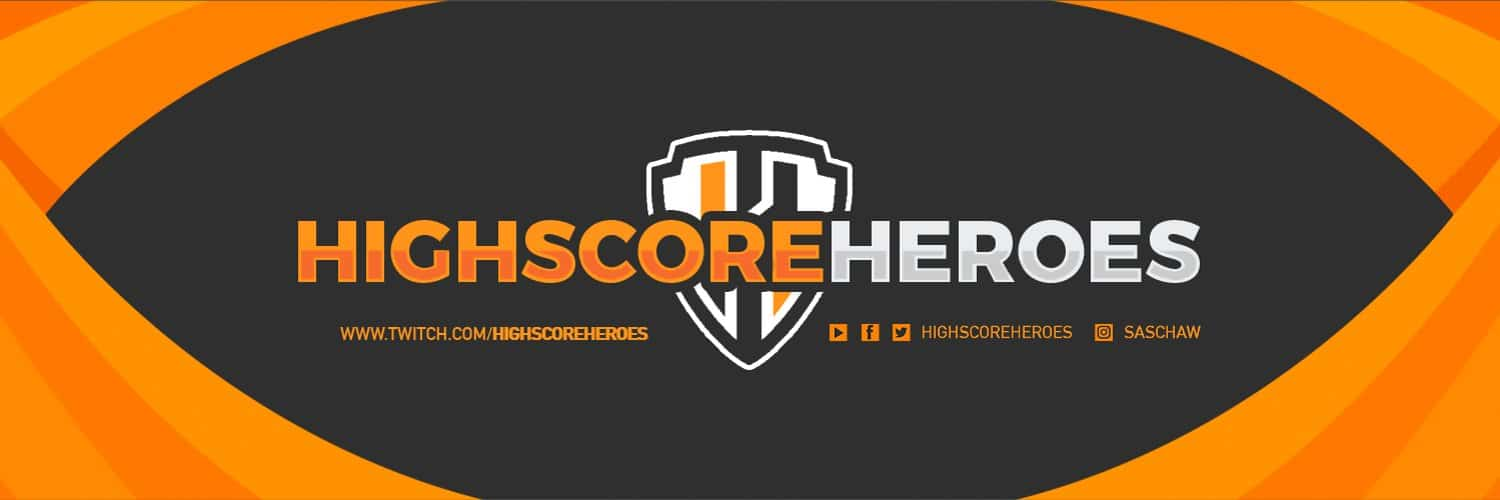 HighScoreHeroes Banner