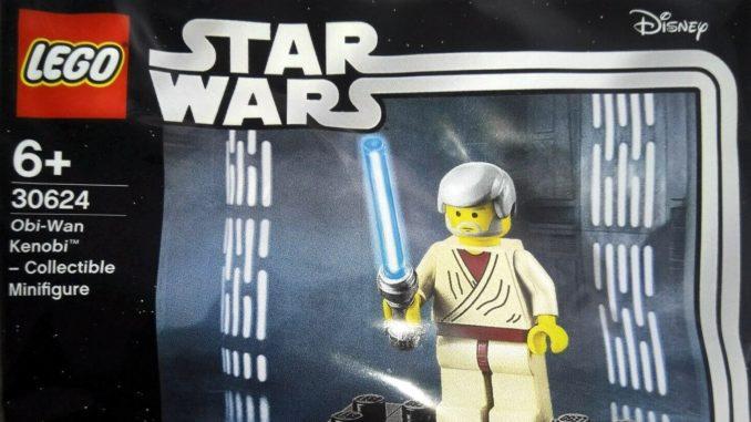 LEGO 30624 Obi-Wan Kenobi