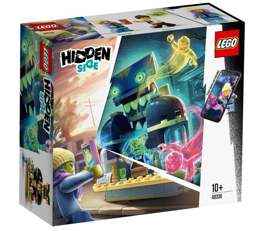 LEGO 40336 Hidden Side Box Front