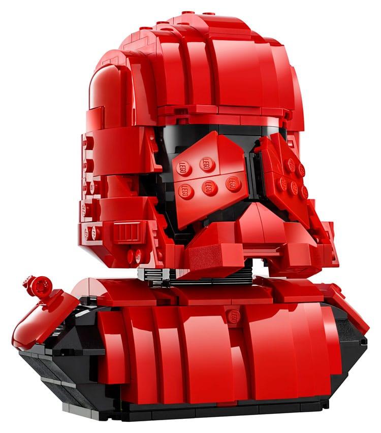 LEGO Star Wars 77901 Sith Trooper Bust