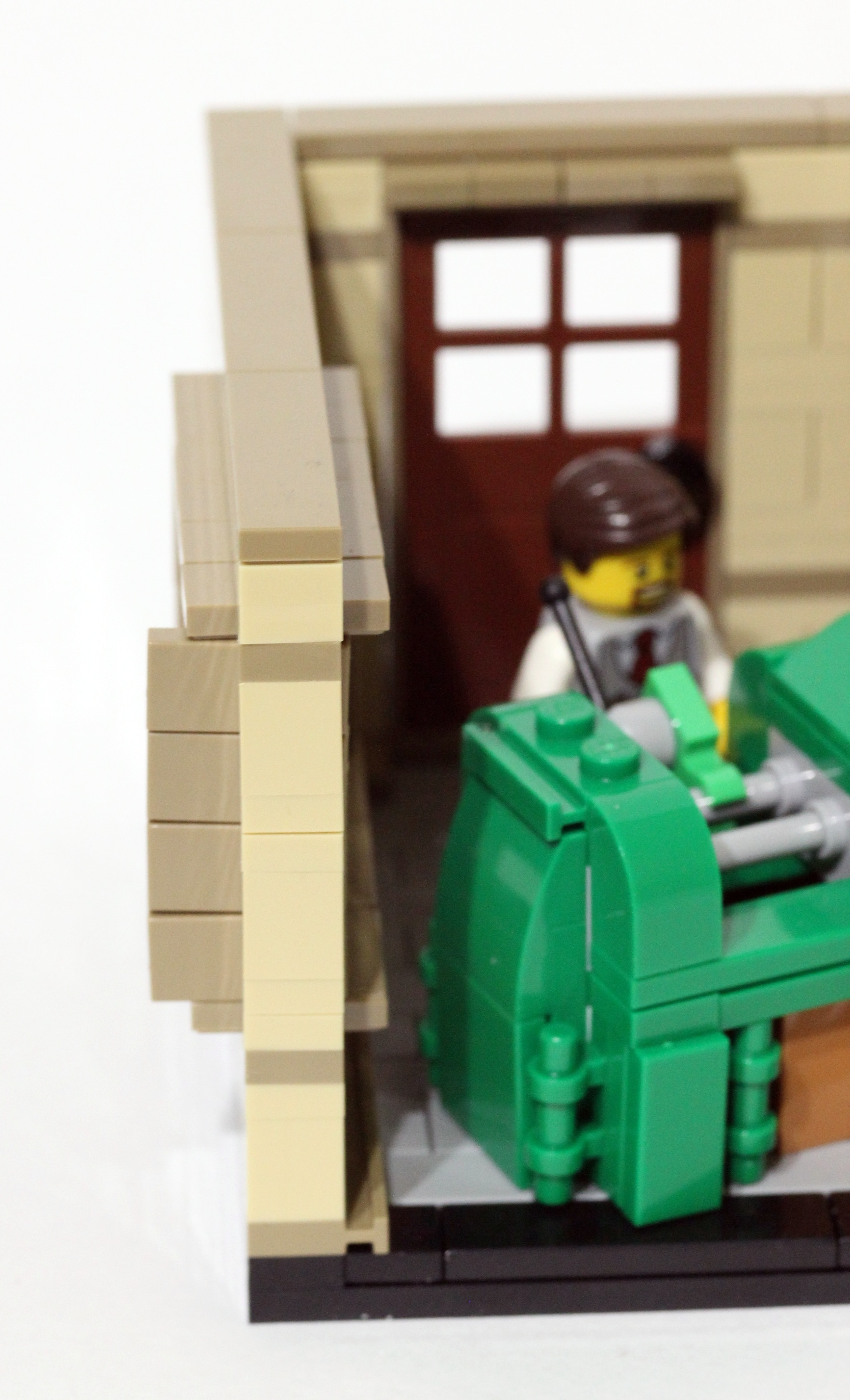 The LEGO Story: lose Fenster