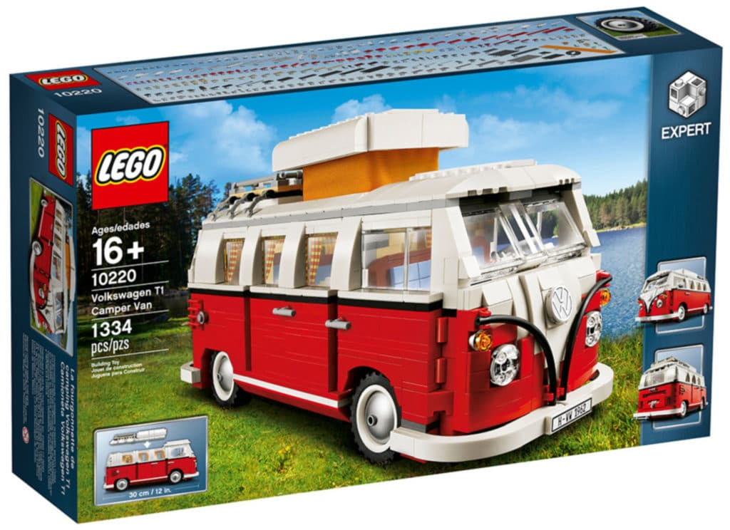 LEGO 10220 Wolkswagen T1