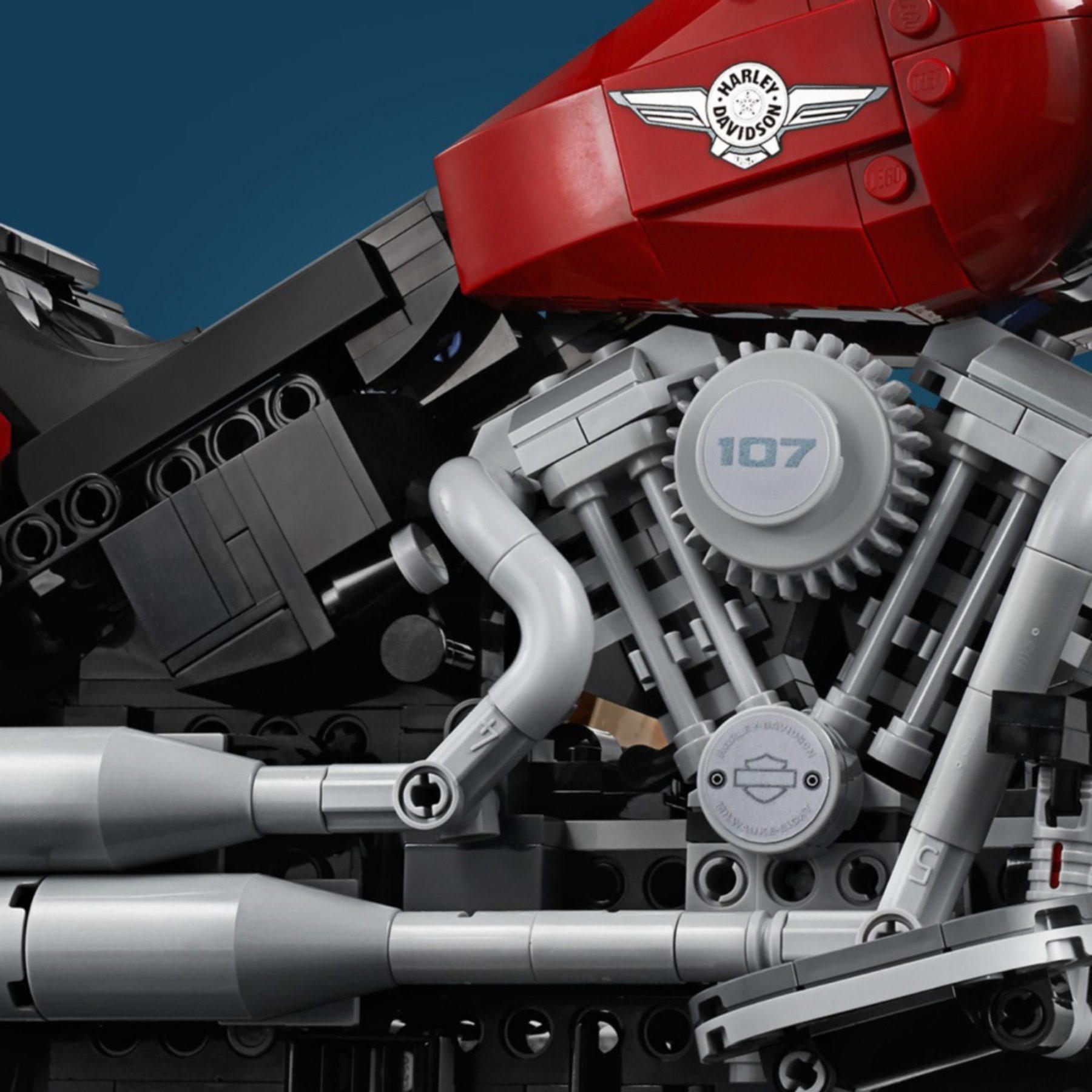 LEGO 10269 Harley-Davidson Fat Boy