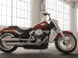 LEGO 10269 Harley Davidson Fatboy 2019