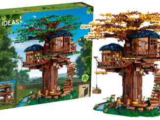 LEGO 21318 Baumhaus