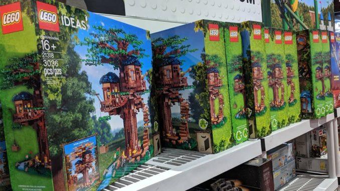 LEGO Ideas 21318 Baumhaus SDCC Vorverkauf