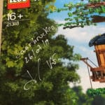 LEGO 21318 Baumhaus Signing Event