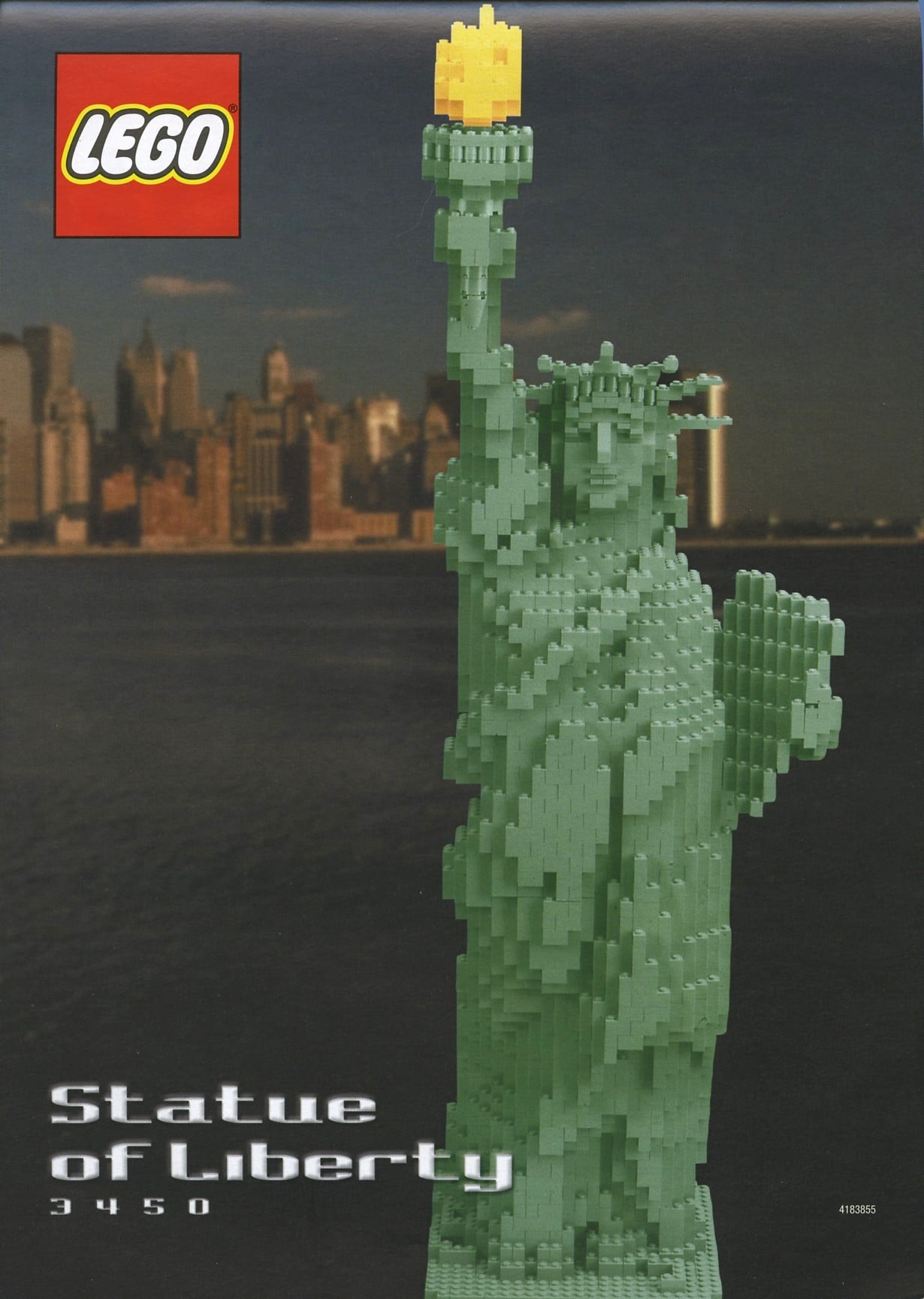LEGO 3450 Freiheitsstatue