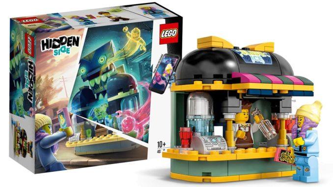 LEGO 40336 Hidden Side GWP