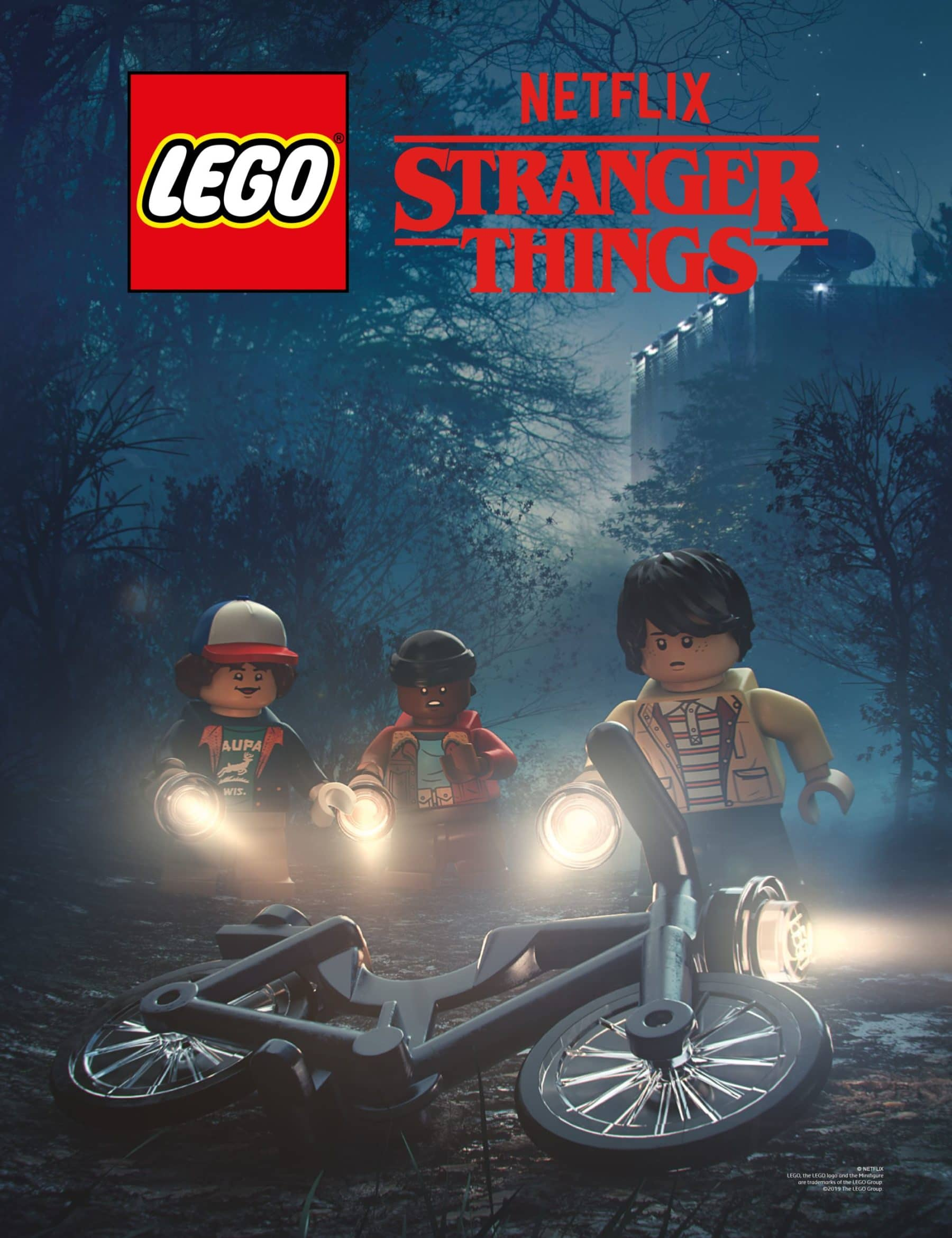 LEGO 5005956 Stranger Things Poster