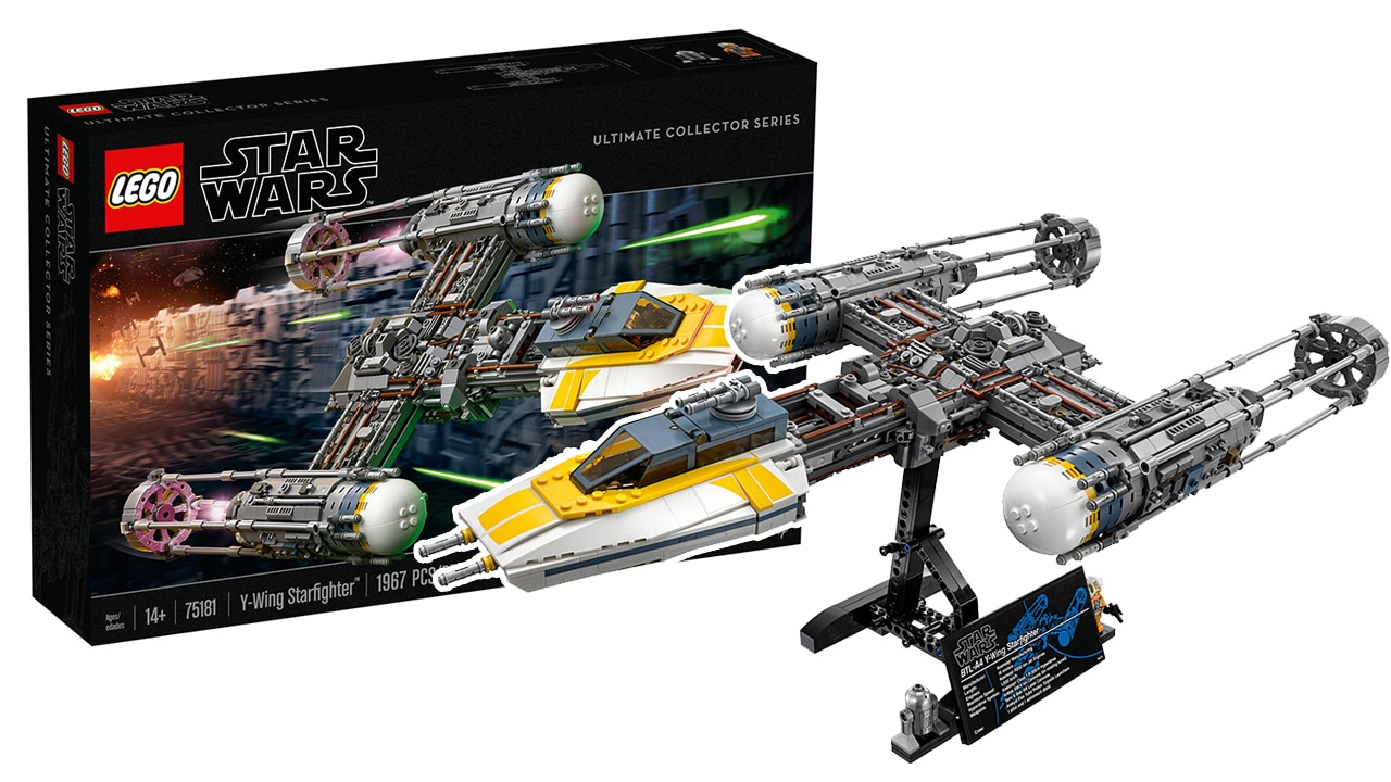LEGO 75181 Y-Wing Fighter Angebot