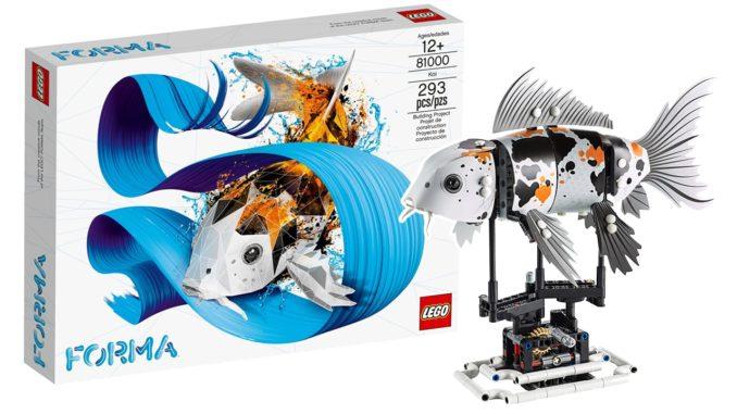LEGO Forma 81000 Koi