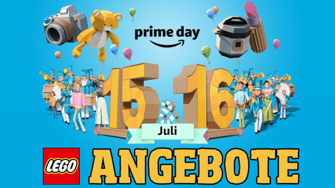Amazon Prime Day 2019: LEGO Angebote